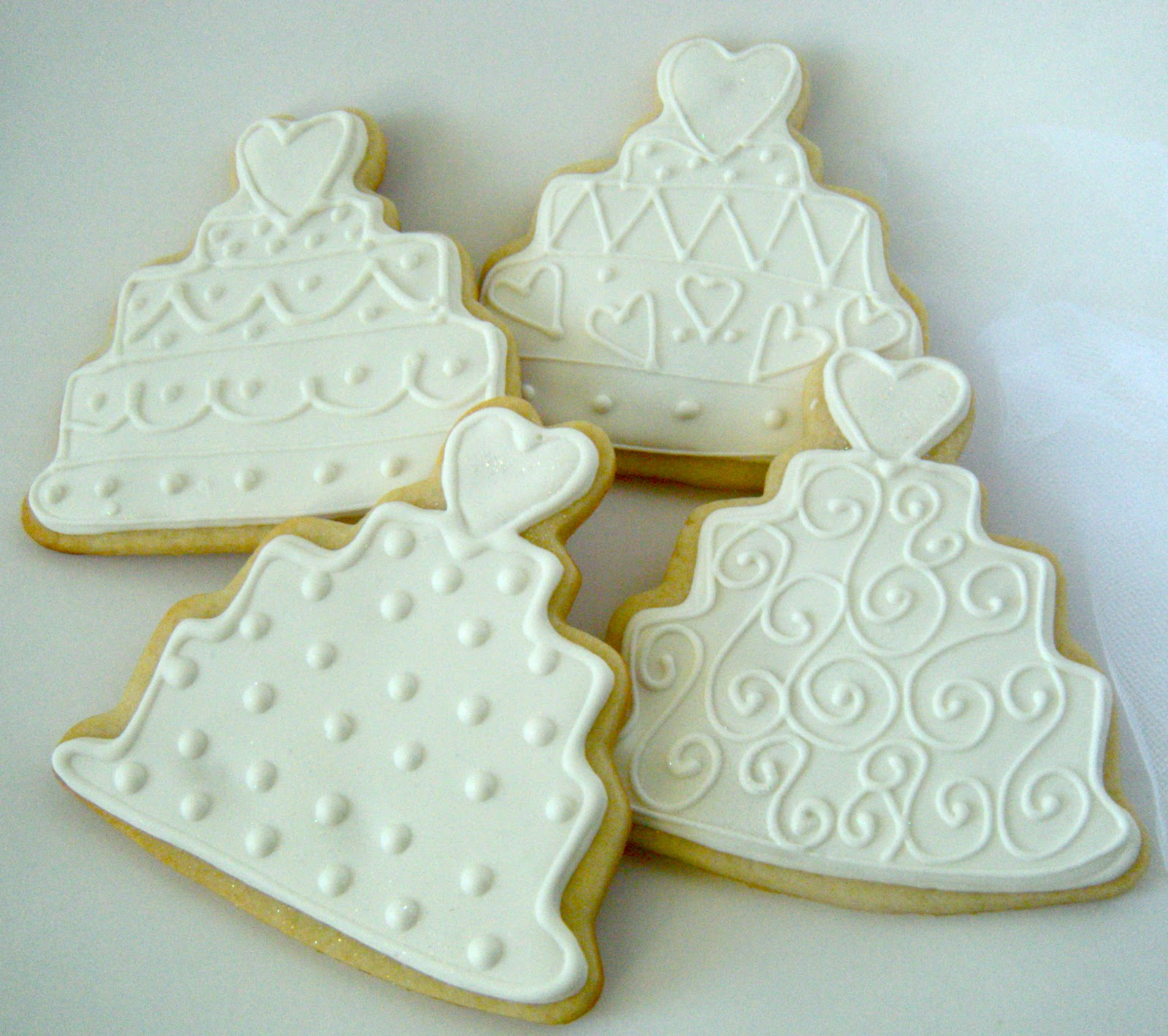 Sweetie Petitti Wedding Cookies