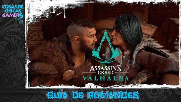 Guía de Assassin's Creed Valhalla - Consigue todos los romances del juego