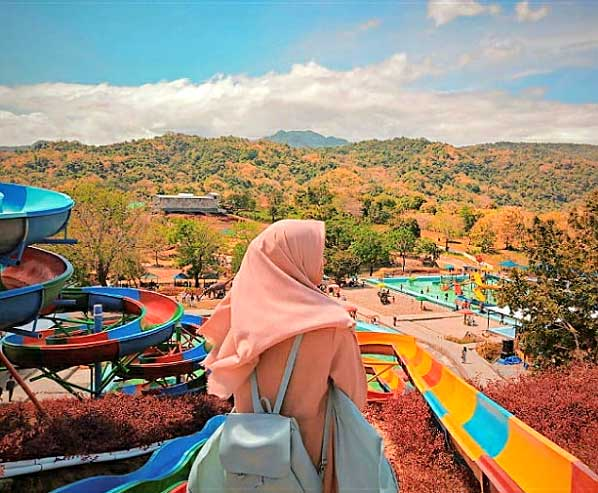 Diana Waterpark Barru, Tempat Liburan Keluarga Meriah
