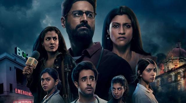 Mumbai Diaries 1126 Full Series Download In 720P