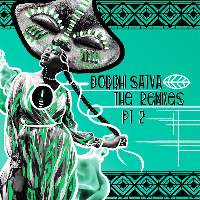 Boddhi Satva Feat. Kaysha - Mama Kosa (DJ Satelite Remix)