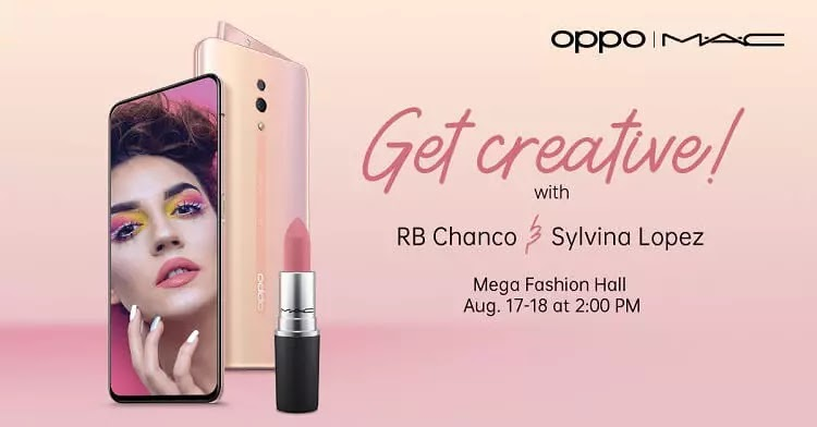 OPPO Teams Up with MAC for Beauty Workshop