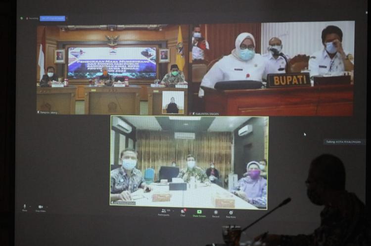 Musrenbang Virtual, Tetap Tampung Aspirasi Masyarakat