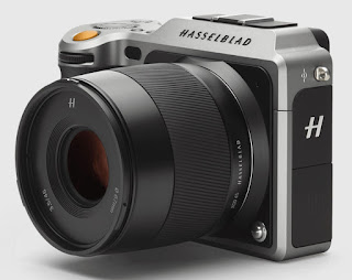 Hasselblad X1D Announced, Medium-Format Mirrorless Camera for 650K Pesos