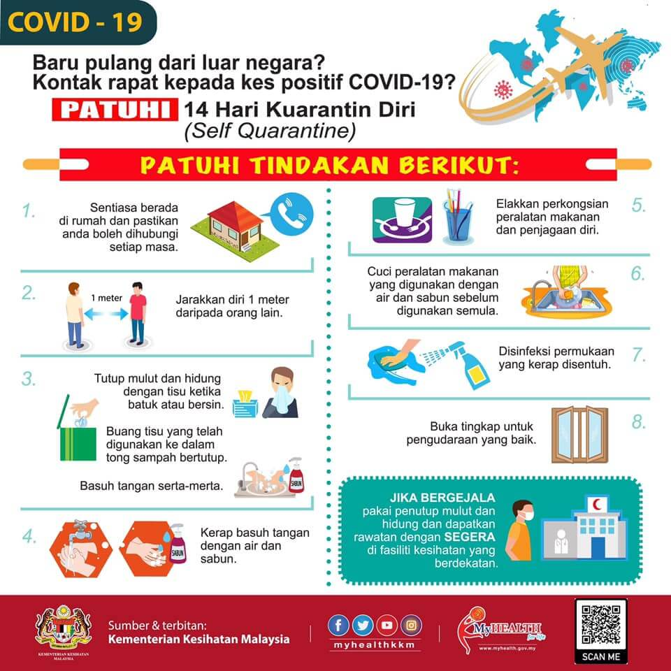Kuarantin Covid-19