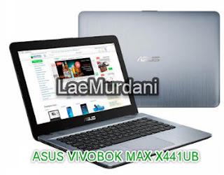 ASUS VIVOBOK MAX X441UB