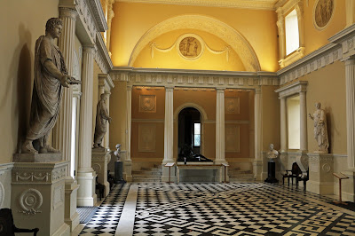 The Great Hall, Syon House © A Knowles