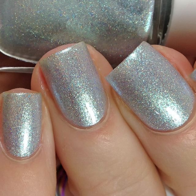 Aurora Nail Lacquer-There Isn't Enough Life on this Ice Cube to Fill a Space Cruiser
