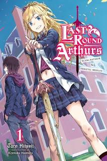 Novel Last Round Arthurs