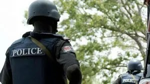 Ondo guber: Police take action over fire incident at INEC office