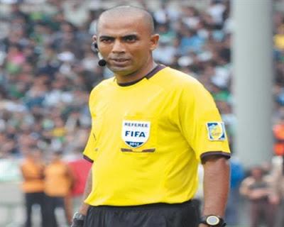 L'arbitre Hicham Tyazi suspendu à vie!