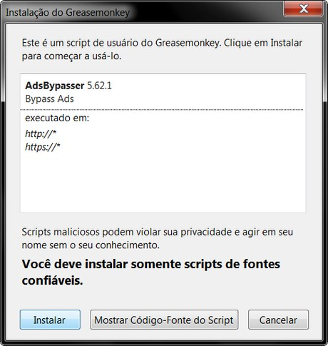 desbloquear adfly ouo adlink links curtos