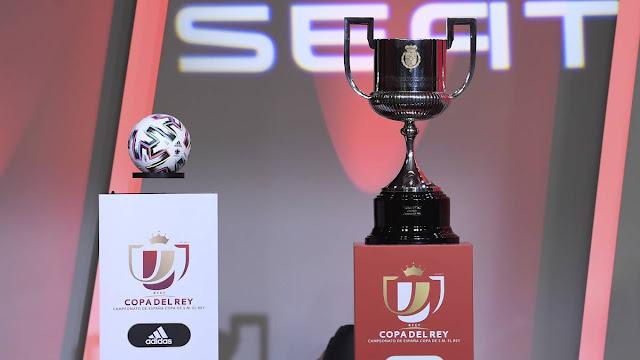 Sorteo Copa del Rey La Cartuja
