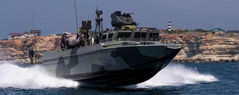 десантні катери БК-16 проєкту 02510