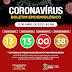 COVID -19: CONFIRA OS BOLETINS EPIDEMIOLÓGICOS DAS CIDADES DA REGIÃO