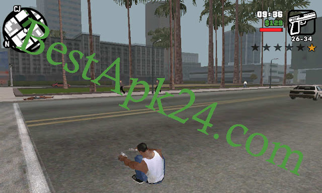 GTA San Andreas Lite v8 APK+ DATA (All GPU) (250MB) 5