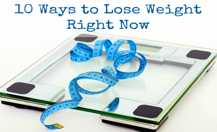 Small things to help lose weight