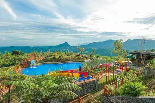 Wisata Alam Villa Khayangan Bogor, Asyik Seru Menyenangkan