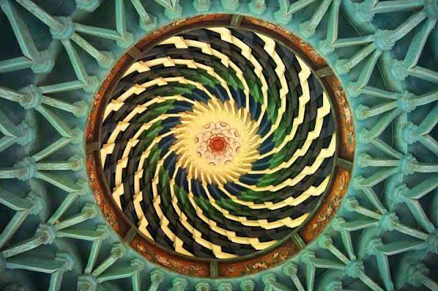 gardens, Okinawa, spirals