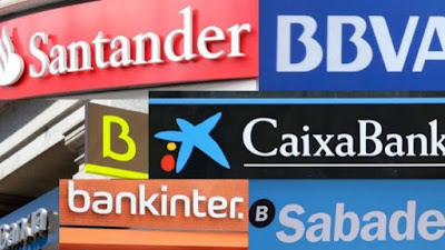 Logotipos Bancos del Ibex35
