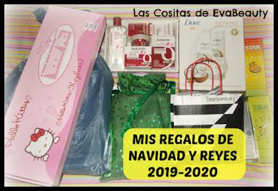 Mis regalos de Navidad y Reyes 2019-2020