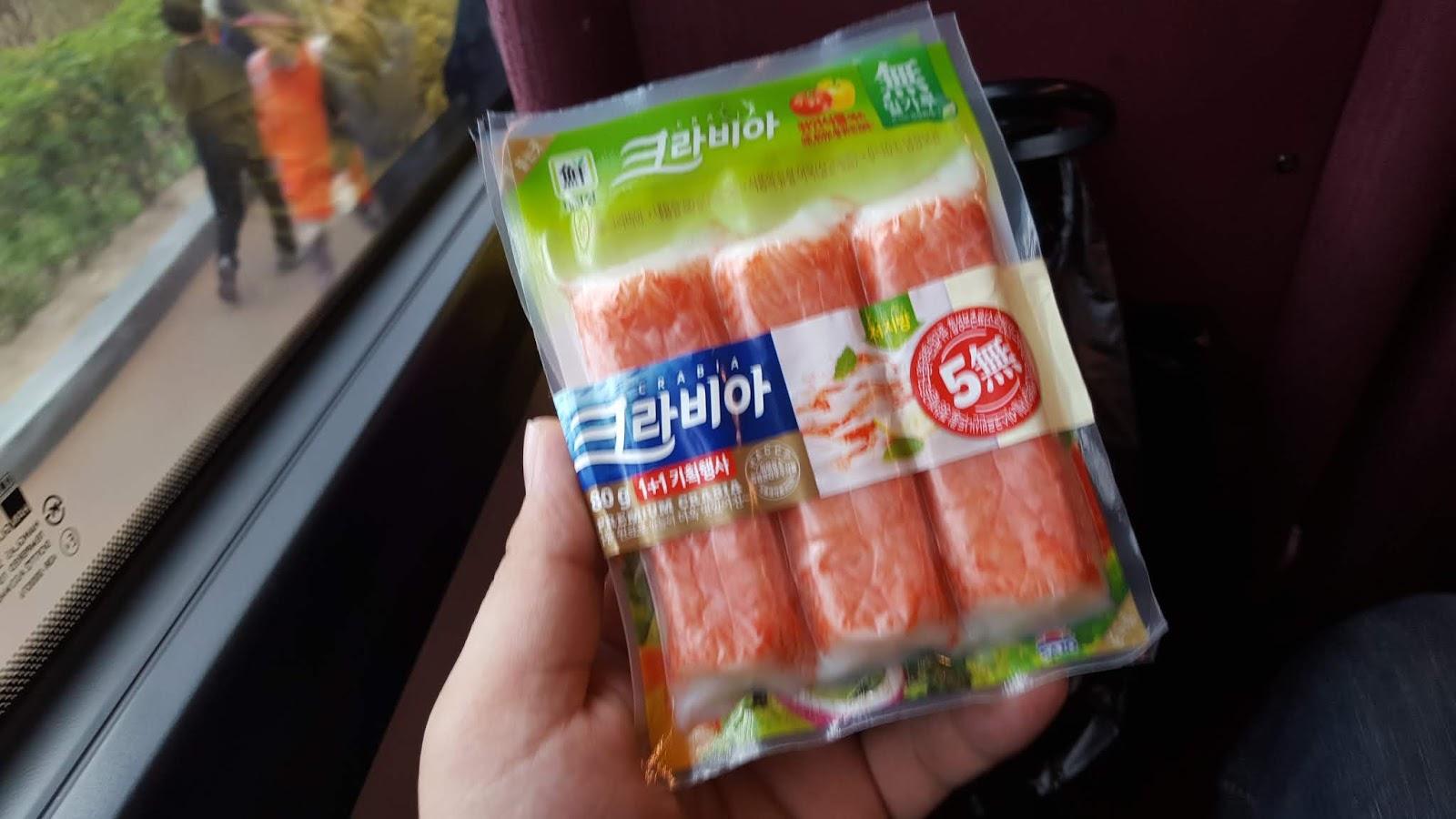 蟹腿肉(人工製)