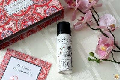 Percy & Reed Eau My Goodness No fuss Fabulousness Dry Shampoo