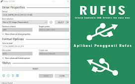 5 Aplikasi Alternatif Rufus tahun 2019