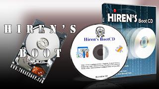 تحميل اسطوانة هيرن بوت آخر إصدار Download Hiren's Boot CD Latest version I