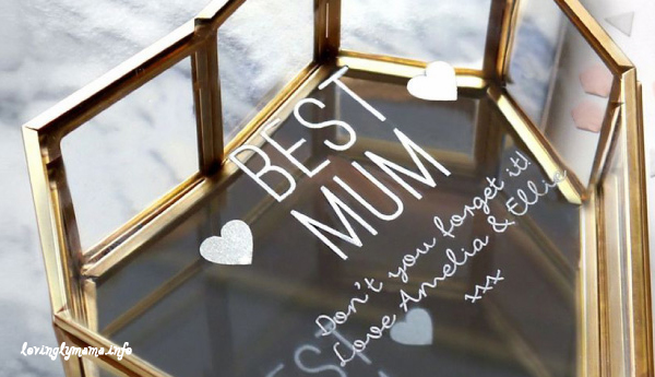 personalized mommy jewelry - Mother's Day gift suggestions