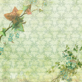 flower damask printable paper background 6 inch scrapbooking page