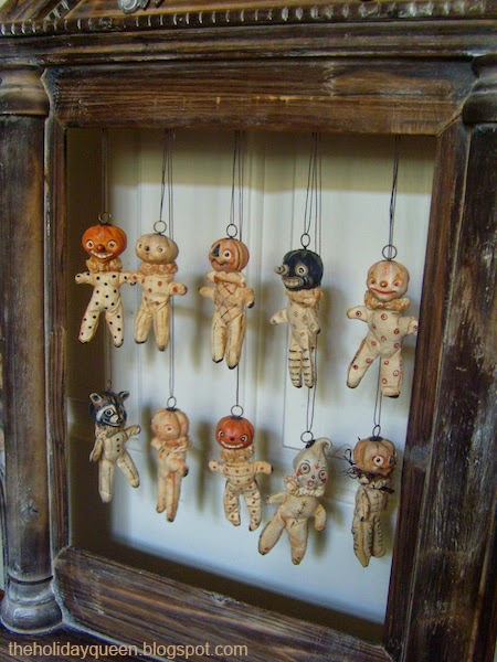 Halloween Folk Art by Melissa Valeriote: The Next Big Thing