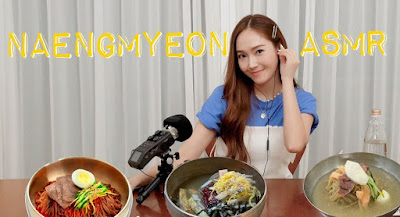 Jessica Naengmyeon ASMR