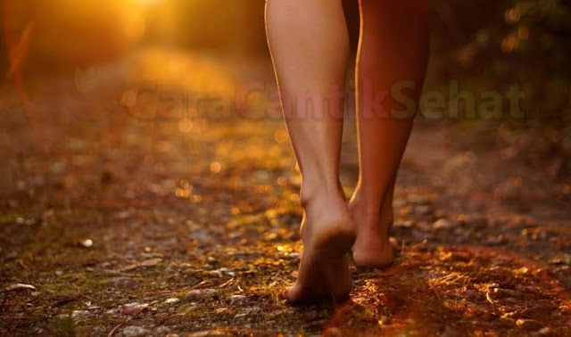 Olahraga Jalan kaki dipagi hari untuk jantung koroner