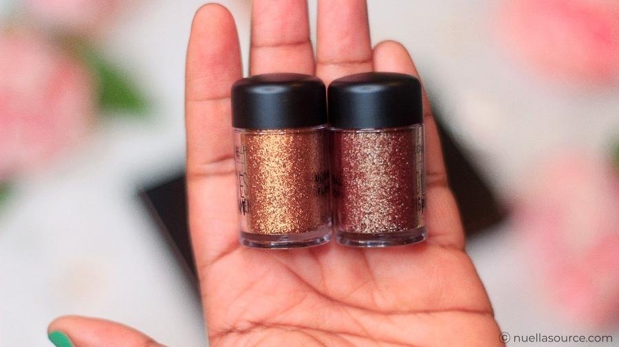 Focallure loose pigments