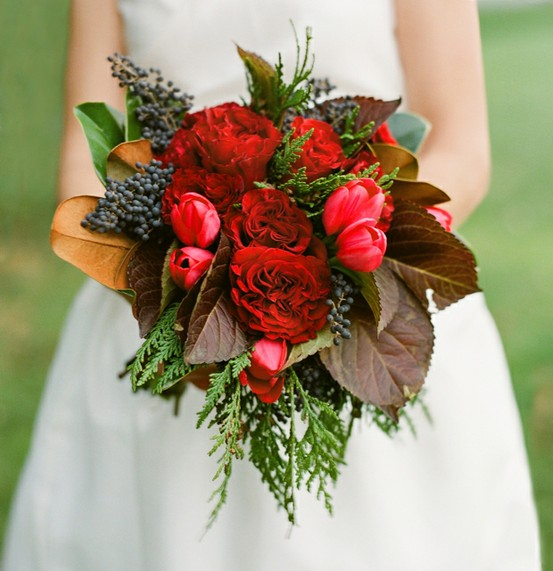 The Confetti Blog: Winter Weddings - The Real Flower Petal ...