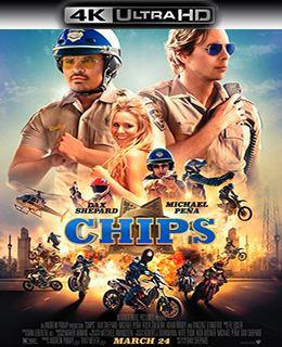 CHiPs O Filme – Torrent Ultra HD 4K Download (2017) Web-Rip 2160p Dual Audio 5.1