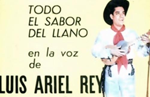 Luis Ariel Rey - Guayabita Verde