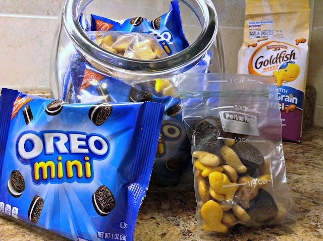 #BacktoSchoolSimple Snack Station