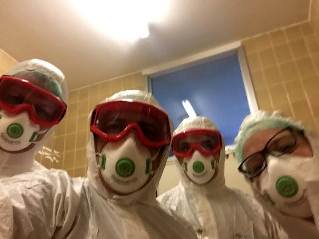 epidemia Włochy