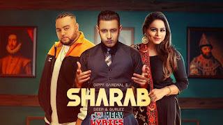 Sharaab Lyrics By Gippy Grewal