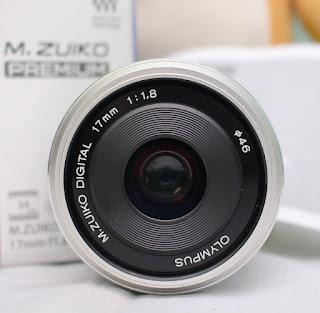 Jual Lensa Olympus 17mm f`1.8