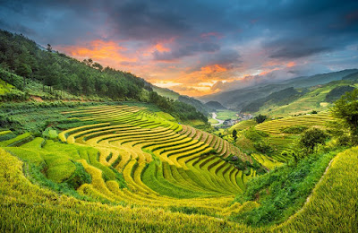 Best places to visit in Vietnam by motorbike