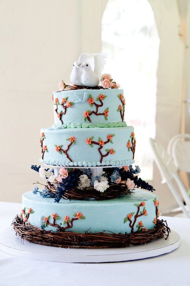 Wedding Cake Baking Tips