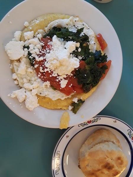 Petit-déjeuner gourmand à Mary's Gourmet Diner