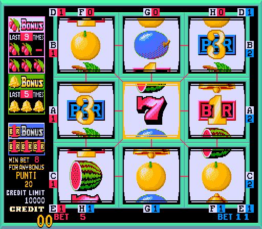 giocare a slot machine nel casinò gratuitamente