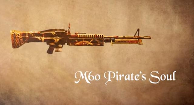Daftar Hadiah Exslusif Elite Pass 19 Ghost Pirate