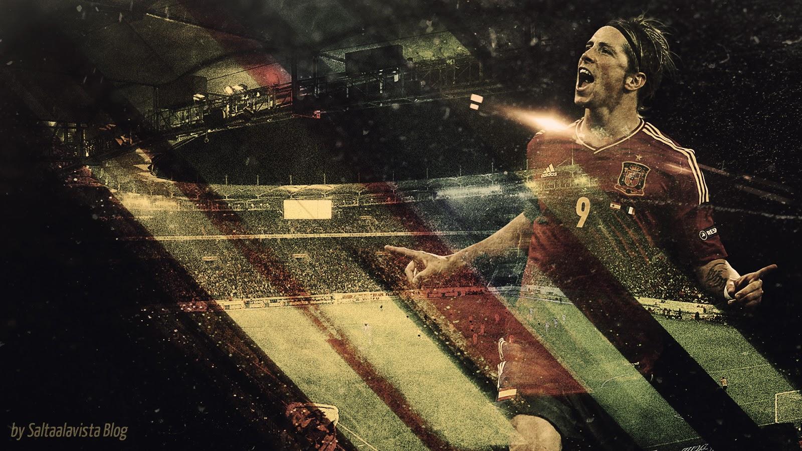 Tutorial de Photoshop: Wallpaper de Fútbol con Capas de Ajuste ...