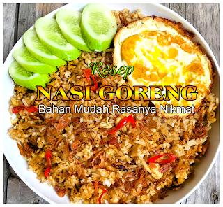 Resep Nasi Goreng Sederhana Pedas Spesial