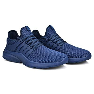 Giày thể thao nam Feetmat không trượt giày thể thao nhẹ nhàng thoáng khí Giày tennis chạy bộ thể thao